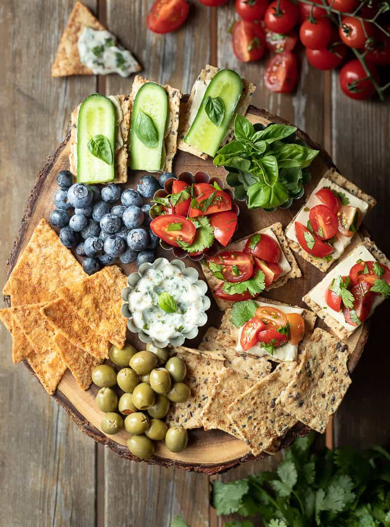 Easy Snack Platter To Wow Your Family And Friends Atmytable