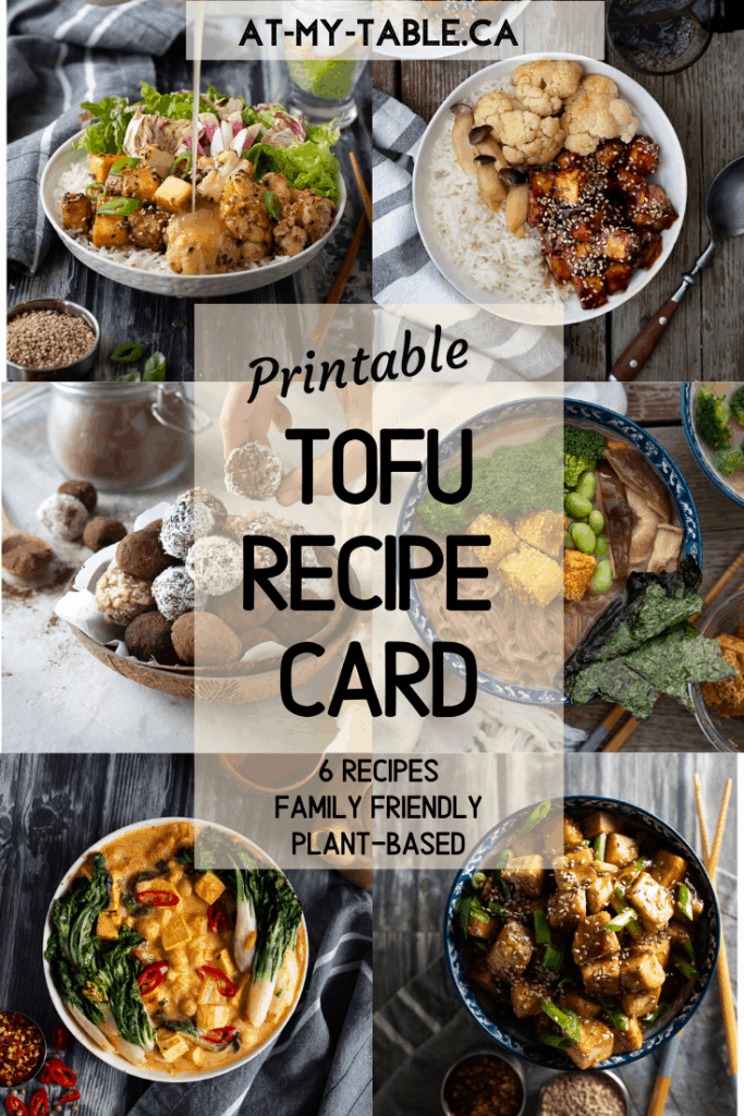 six easy tofu recipes for families